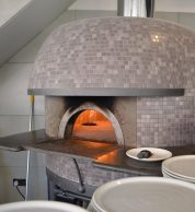 Forno (Pizzeria Laboratorio Pizza, Tower Hamlets, Londra)